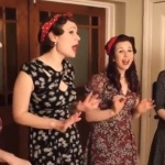 Video The Barberellas Acapella group Northumberland