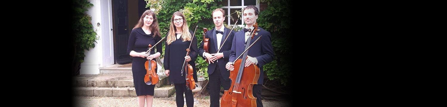 artists similar to bazin string quartet