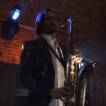 Video Benny Sax Saxophonist Manchester