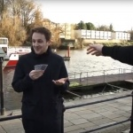 Video Blake Franklin Magician Frodsham, Cheshire