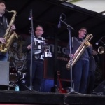 Video The Hot Horns Brass Band Nottinghamshire