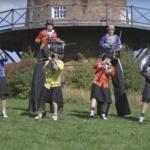 Video Long Legged Brass  Lancashire