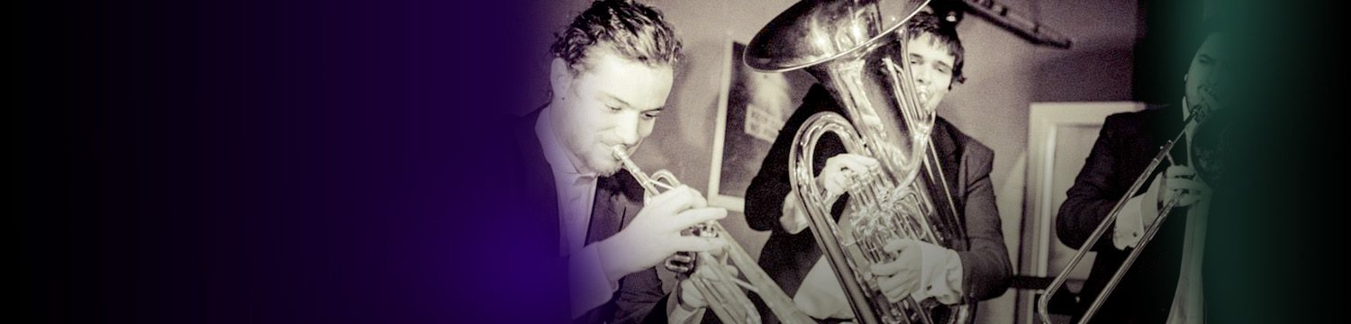 brass bands for hire