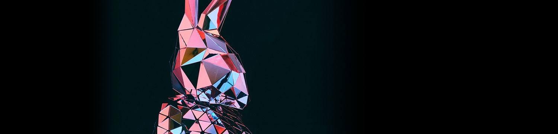 robo bunny mix and mingle entertainer london