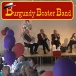 Video Burgundy Boater Band New Orleans Jazz Band Hampshire