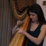 Video The Cardiff Harpist  Glamorgan