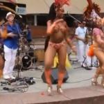Video Carnival Do Brazil Brazillian Band London