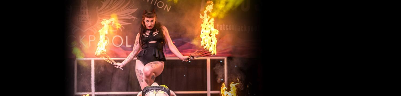 the ultimate circus experience dare devil freak show lancashire