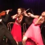 Video Comedy String Quartet String Quartet London
