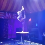 Video Contortionist Pixie Contortionist Hertfordshire