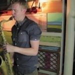 Video Cool Notes (saxophonist) Solo Saxophonist Southport, Merseyside