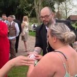 Video Close Up Magician Craig Magician Staffordshire