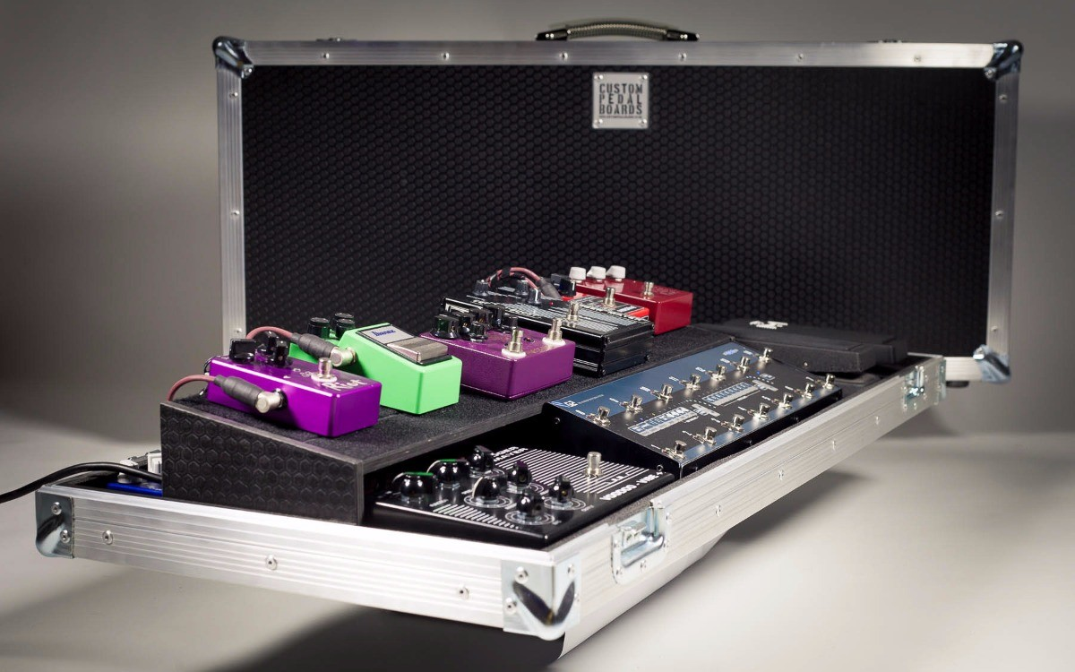 Custom Guitar Pedal Boards Review Alive Network