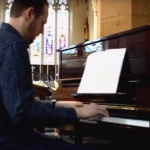 Video David Pianist and Irish Whistle Player  West Midlands