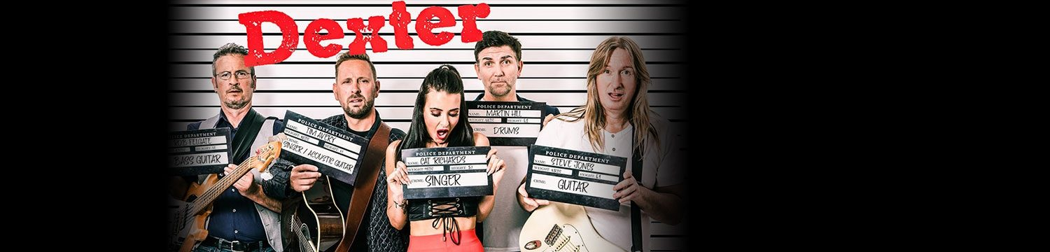 dexter function band cheshire
