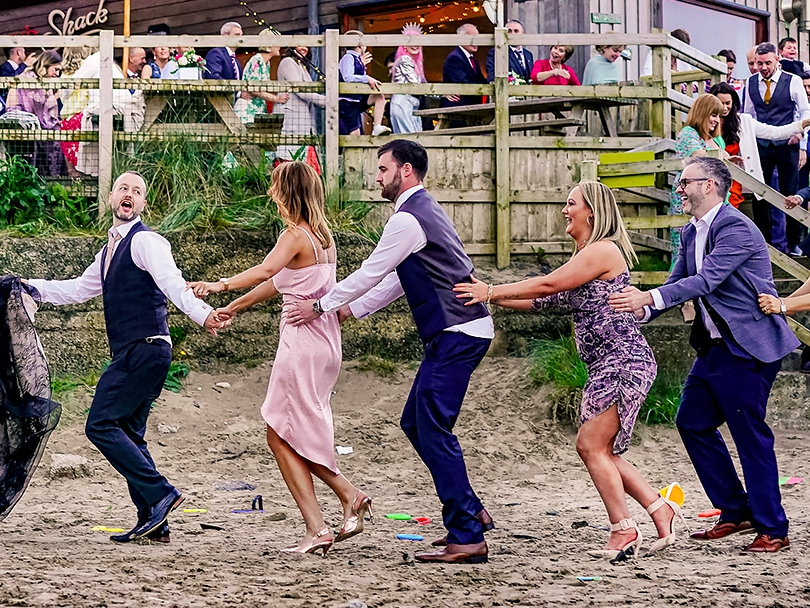 Ideas for DIY Wedding Entertainment