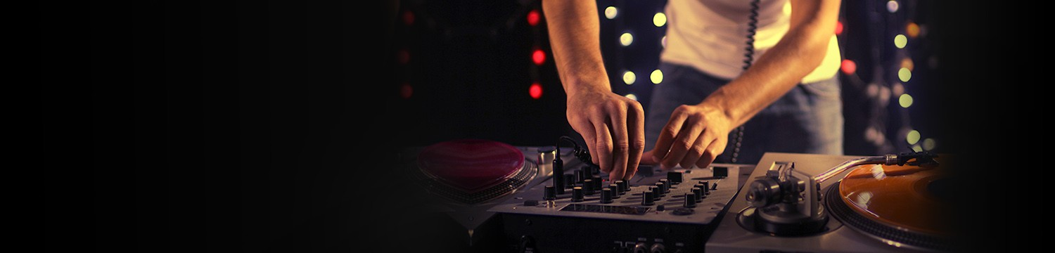 djs and discos for hire