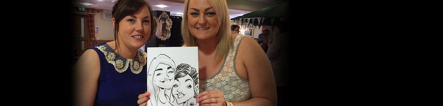 doodles the caricaturist caricaturist west midlands