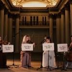Video Cairn String Quartet  Glasgow