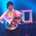 Video La Femme Magicienne Magician Bath, Somerset