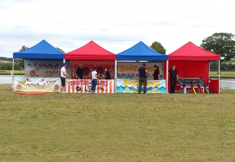 funfair stalls for hire