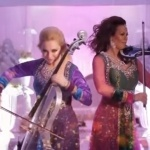 Video Fusion Strings Bollywood Duo Middlesex, Greater London