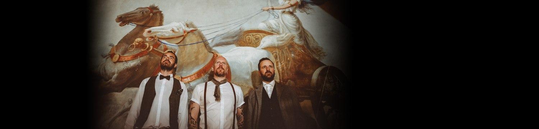 the glastonburys acoustic band glamorgan