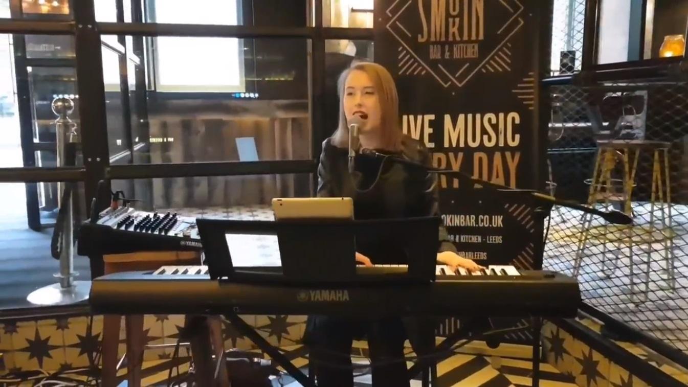 Video Hannah King  Halifax, West Yorkshire