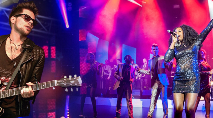 Alive Network Entertainment Agency UK | Hire Live Music