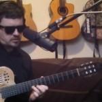 Video Huw Jones Solo Singer/Guitarist London
