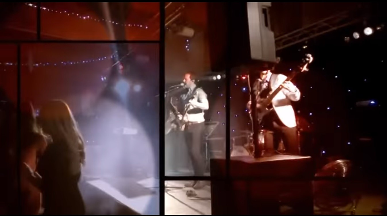 Video Hypertones Function Band Nottinghamshire