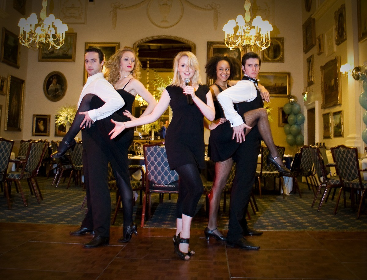 dance shows for corporate events