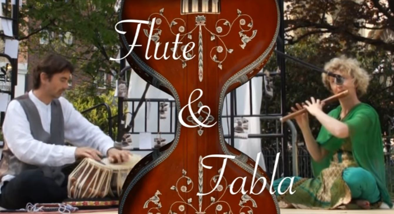 Indian Flute And Tabla Duo Indian Flute and Tabla Duo Hove, East Sussex