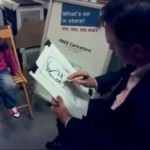 Video Ivo the Caricaturist Caricaturist West Lothian area