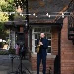 Video Jamie B (Saxophonist) Saxophonist Cheshire