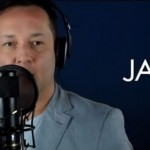 Video James Sings  Nelson, Lancashire
