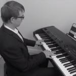 Video JC Ivory Pianist North Yorkshire