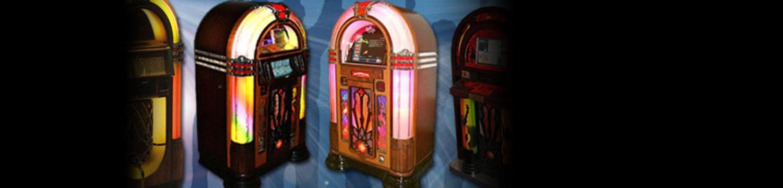 artists similar to retro jukeboxes