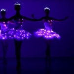 Video LED Ballet Dancers Ballet Dancers London