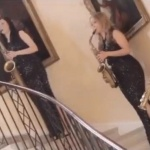 Video London Saxes Saxophone Quartet London