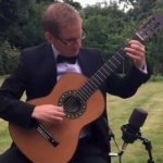Video Luke Classical Guitar  Hertfordshire