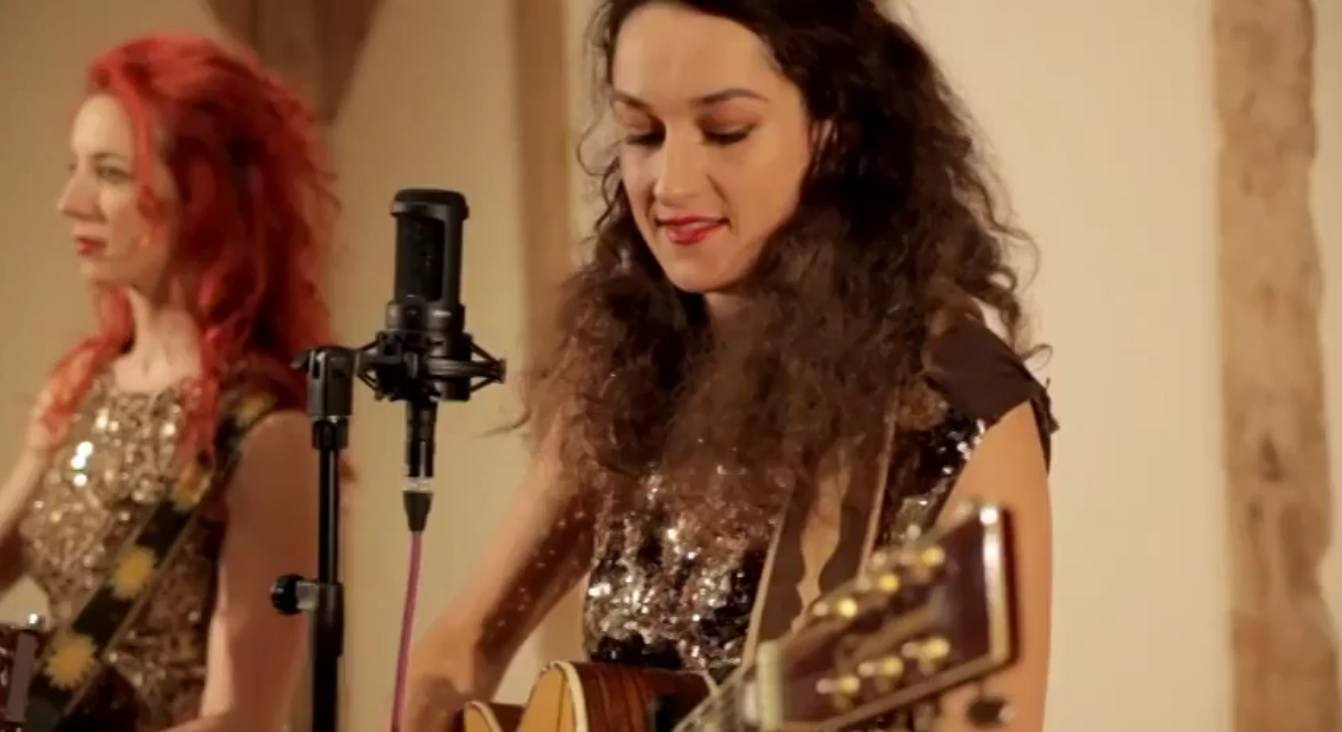 Lush | Acoustic Rock and Pop Duo Berkshire | Alive Network