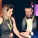 Video Luca Valentino Close Up Magician Burton On Trent, Staffordshire