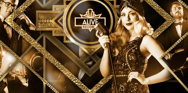 1920s Great Gatsby Themed Party Entertainment Collection