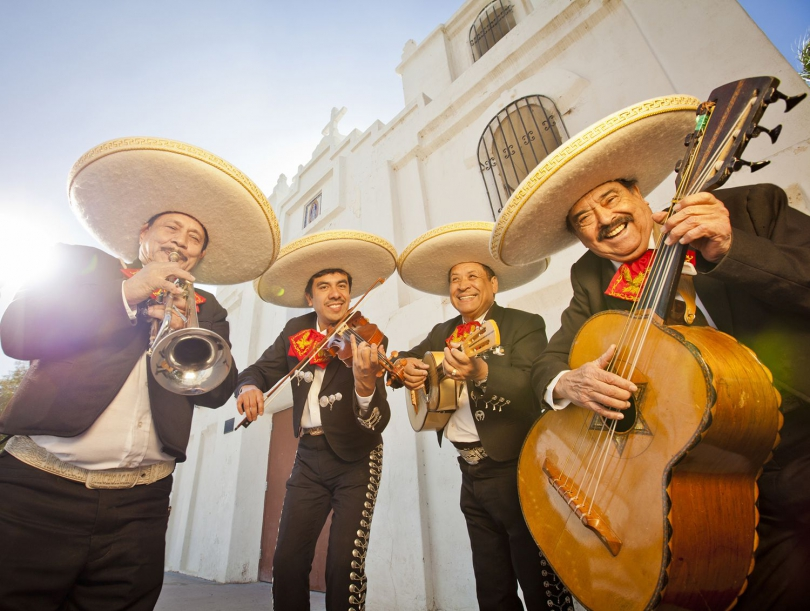 mexican mariachi bands for hire