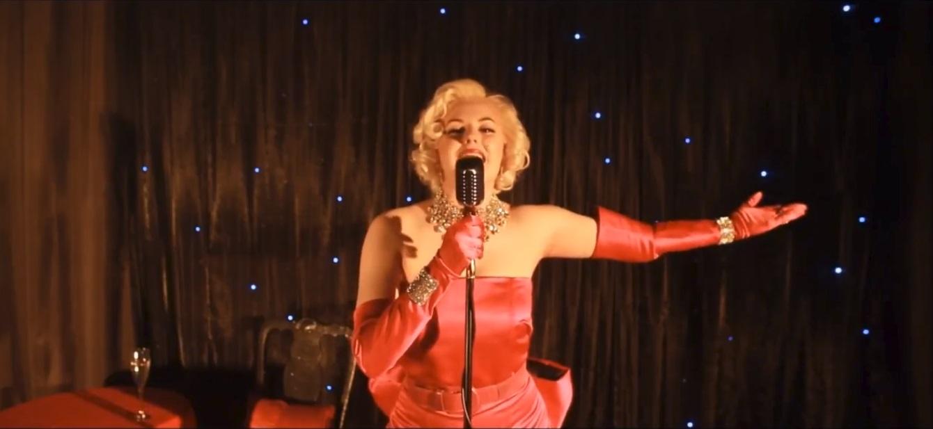 Video The Definitive Marilyn Monroe Lookalike Essex