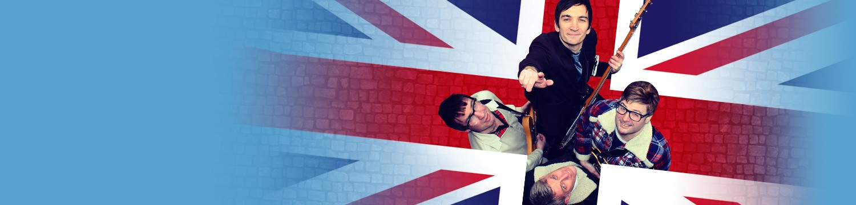 1990s Themed Britpop Bands Entertainment Party Ideas
