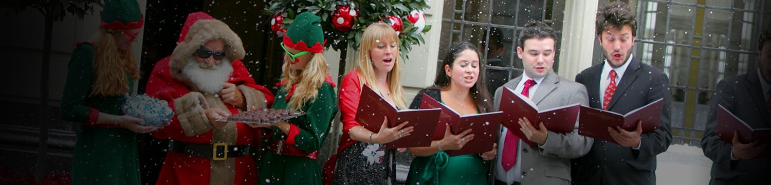 carol singers for hire in lancashire