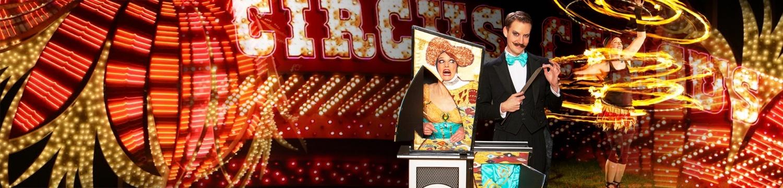the cirque du soleil collection
