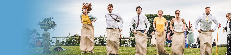 English Country Garden Wedding Entertainment Ideas